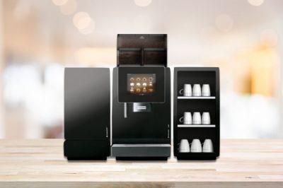 Franke A600 - Automatic office coffee machine with fresh milk