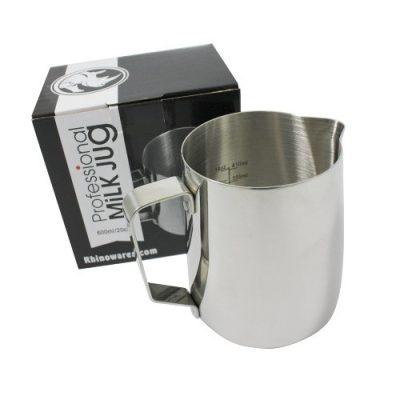 barista tool milk jug 600ml