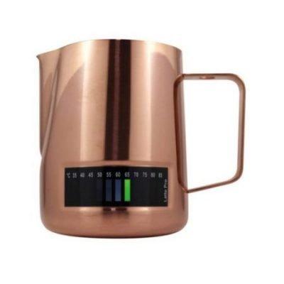 milk jug latte pro copper